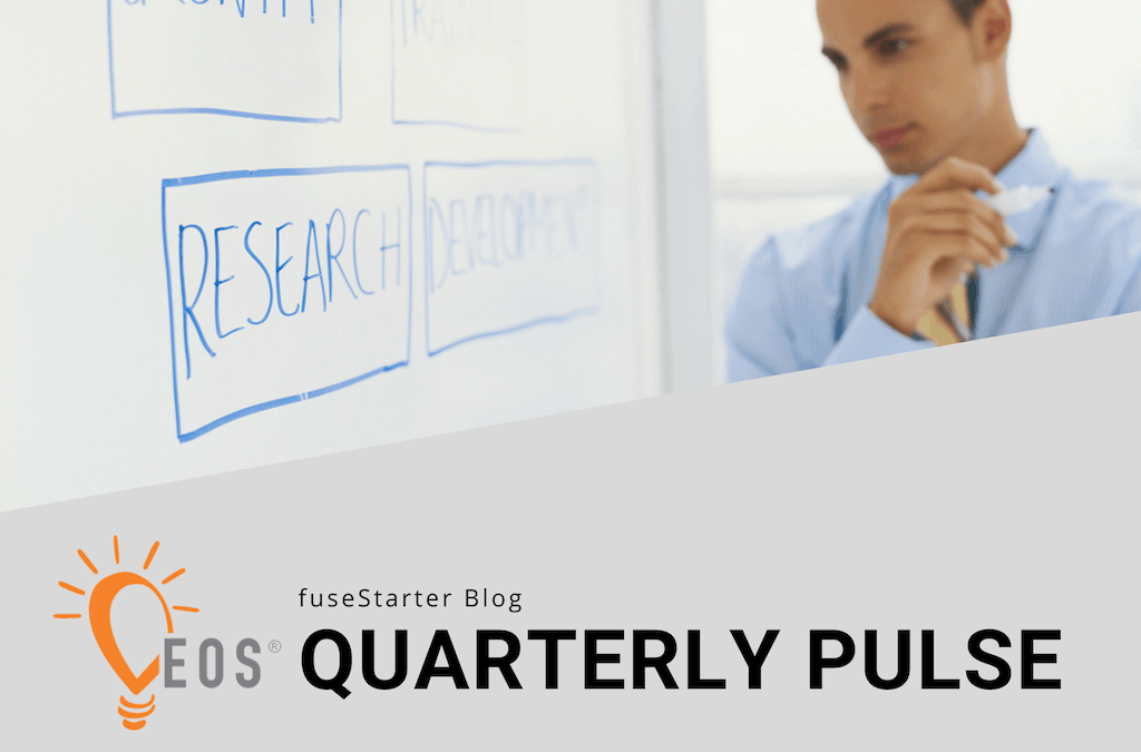 fuseStarter EOS Quarterly Pulse for Q1 2019